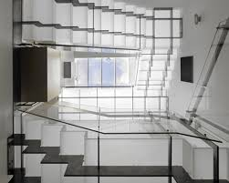 Glass Staircase Design 10 The Most Cool Glass Staircase Designs Interior Design