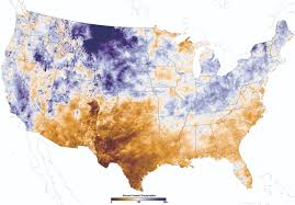 United States Climate Regions Map by Drought Baking The Southern United States Noaa Climate Gov