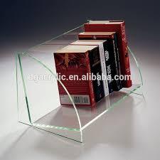 Bookshelf Book Holder Acrylic Open Book Display Stand Acrylic Open Book Display Stand