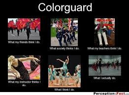 Color Guard Memes - 15 best color guard images on pinterest colorguard band c