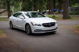 2016 buick lacrosse overview cars com