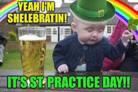 St Pattys Day Meme - drunk baby st patrick s day latest memes imgflip