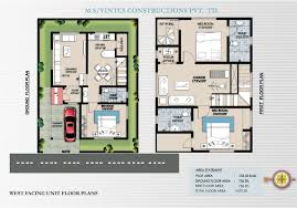 South Facing House Floor Plans South Facing House Plans With Car Parking Arts 40 X 30 House