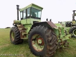 steiger cougar ii st 300 4wd tractor item da6089 sold m