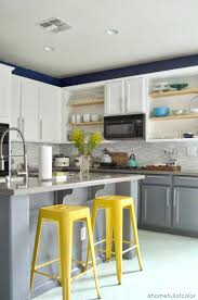 yellow and grey kitchen ideas yellow and gray kitchen decor coffeeblend club