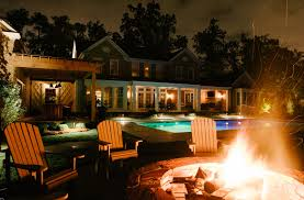 Landscape Lighting Troubleshooting by Enjoy The Benefits Of Louisville Outdoor Lighting During And