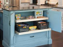 kitchen cabinet storage ideas captivating kitchen storage ideas with blue colors kitchen