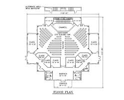 Simple Small Church Floor Plans Church Building Floor Plans by Church Floor Plans Cds Church Plans Sle Church Plan From Cds