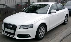 rent a car honda accord file audi a4 b8 front 20080414 jpg wikimedia commons