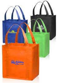 custom reusable bags shopping grocery bags discountmugs