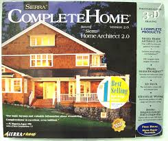 Home Design Software Electrical by Amazon Com Sierra Complete Home Version 2 0