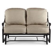 Art Van Clearance Patio Furniture by Garden Treasures Sandyfield 5 Piece Steel Patio Conversation Set