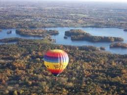 westwind balloon presents michigan u0027s fall color tour