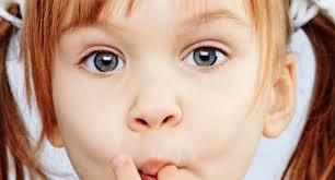 thumb and nail biting could protect children from