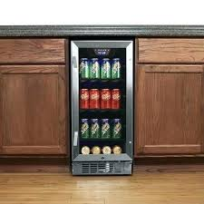 under cabinet beverage refrigerator under cabinet beverage cooler in cabinet beverage cooler can built