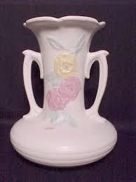Hull Pottery Vase Michiana Antique Mall Hull Pottery