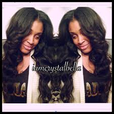 middle part sew in weaves best hair weaves pinterest middle