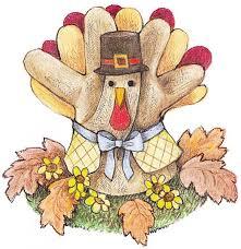 thanksgiving turkey decoration glove turkey thanksgiving table decoration the farmer s almanac