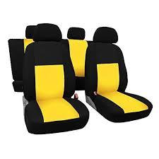 housse pour siege de voiture free shipping gsmarkt jaune housses housse de siège voiture