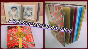make a photo album make your own photo album diy