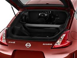 nissan coupe 2012 image 2013 nissan 370z 2 door coupe manual nismo trunk size