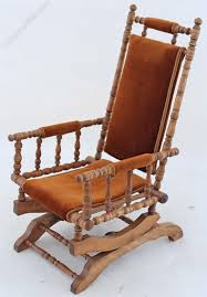 Vintage Rocking Chairs Victorian Rocking Chair Ideas Home U0026 Interior Design