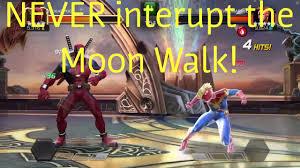 marvel thanksgiving marvel contest of champions deadpool vs captain marvel alliance