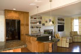 kitchen family room design kitchen family room design decor color ideas amazing simple to