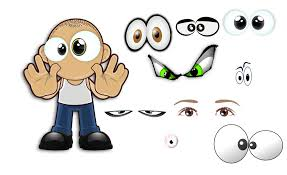 cartoon eyes png