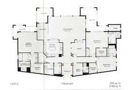 three bedroom flat floor plan apartments floor plans design apartment design ideas