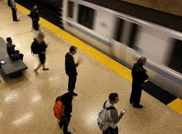 Embarcadero Bart Station Map by Person Under Train Closes Berkeley Bart Station Sfgate