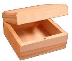 creative hobbies mini wood craft box 3 5 inch