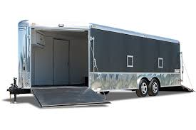 Cargo Trailer Awning Trailers