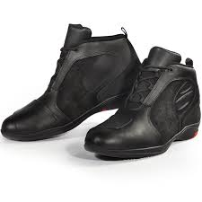 sport bike motorcycle boots spyke comfort motorcycle boots short ankle paddock bike all sizes
