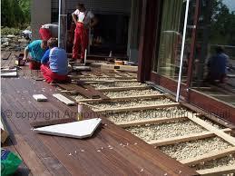 pavimenti in legno x esterni posa pavimento in legno per esterno
