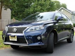 lexus sports car 2013 test drive 2013 lexus rx 350 f sport suv business insider