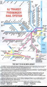 Boston Rail Map by Railroad Net U2022 View Topic Old Nj Transit Maps