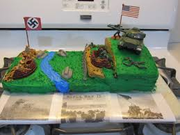 war cakes andon s 9th birthday world war ii theme cakes i made