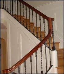 Stair Railings And Banisters Waban Railing Jpg