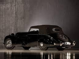 1936 mercedes benz 37 500 540 k special roadster araba mercedes