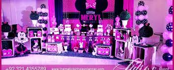 baby girl birthday ideas explore the best minnie mouse party ideas in pakistan