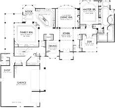 l shaped garage plans plan 69365am l shaped 2 with master on attached