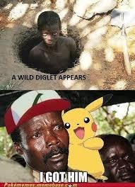 Kony Meme - diglett used frustration pokémemes pokémon pokémon go