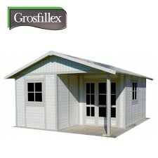 Grosfillex Fence by Grosfillex Deco 20 B Garden Pvc Summer House Internet Gardener