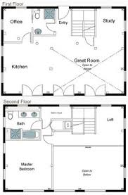 Post And Beam Floor Plans Small Cabin House Floor Plans Post And Beam Floor Plan 3