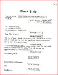 Business Complaint Letter by 10 Block Letter Parts Sendletters Info