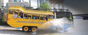 amphibious car london duck tours exciting amphibious tours of london