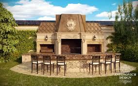 Home Design Qatar Professional Villas Landscape Designs In Qatar Antonovich Design