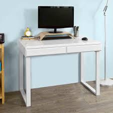 bureau blanc fille meubles bureau blanc secretaire design de x et mobilier