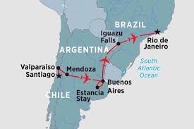 Map Of Chile South America by South America Tours U0026 Travel Peregrine Adventures Us